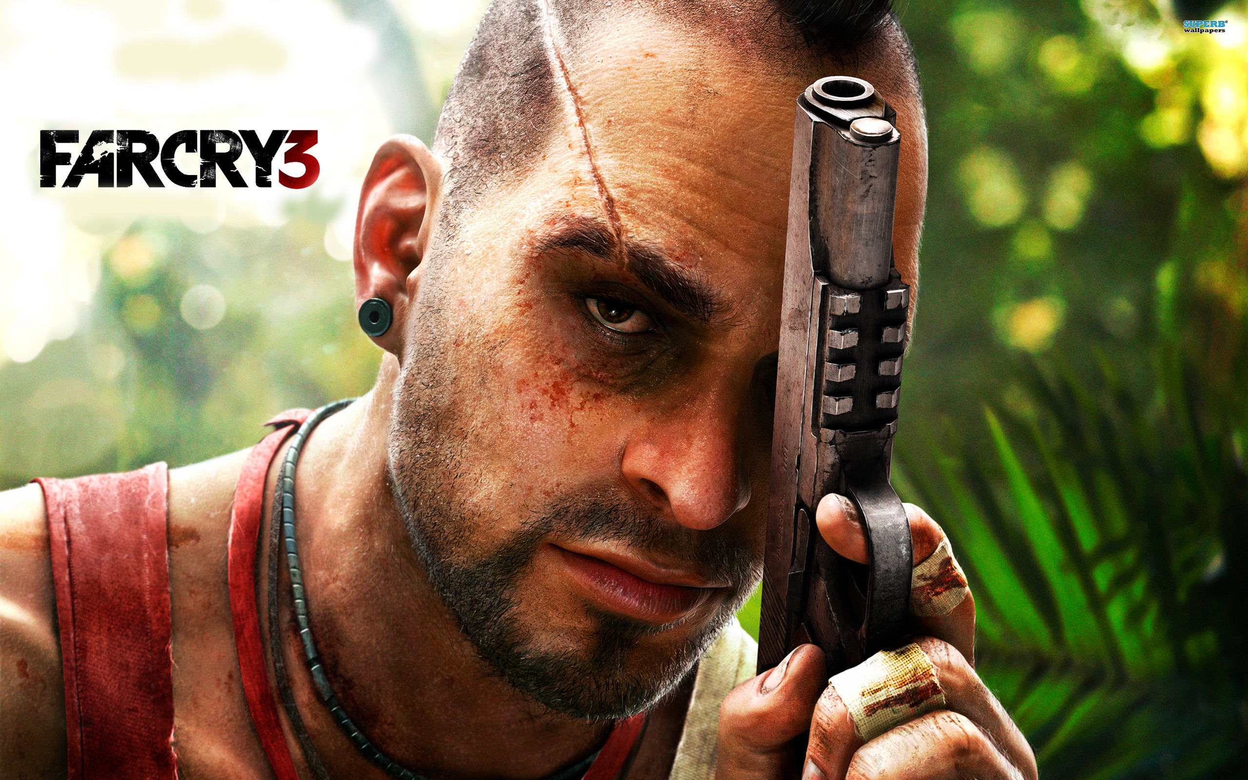 Far Cry Wallpaper 2560×1600