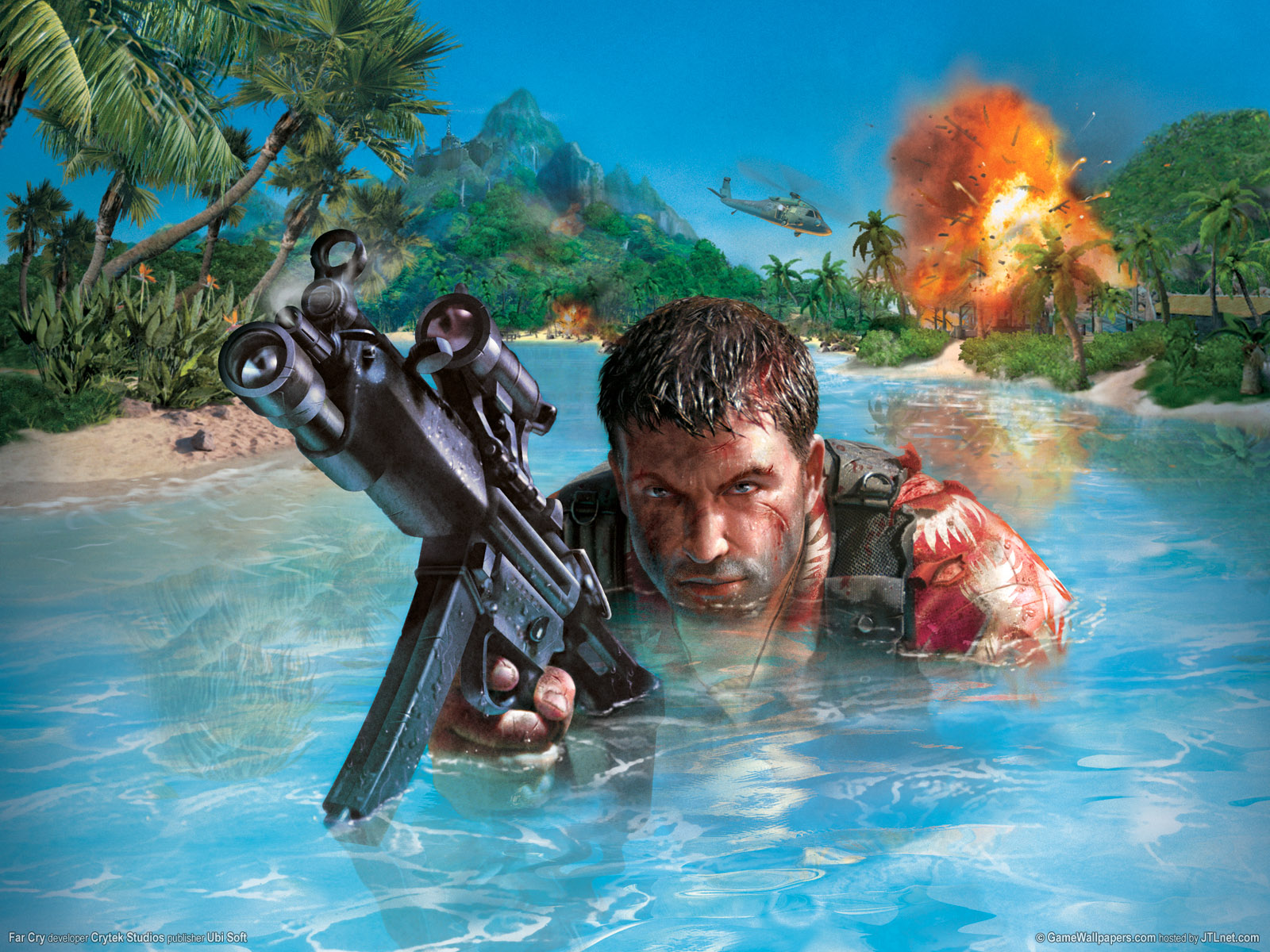 Far Cry Wallpaper Iphones HD