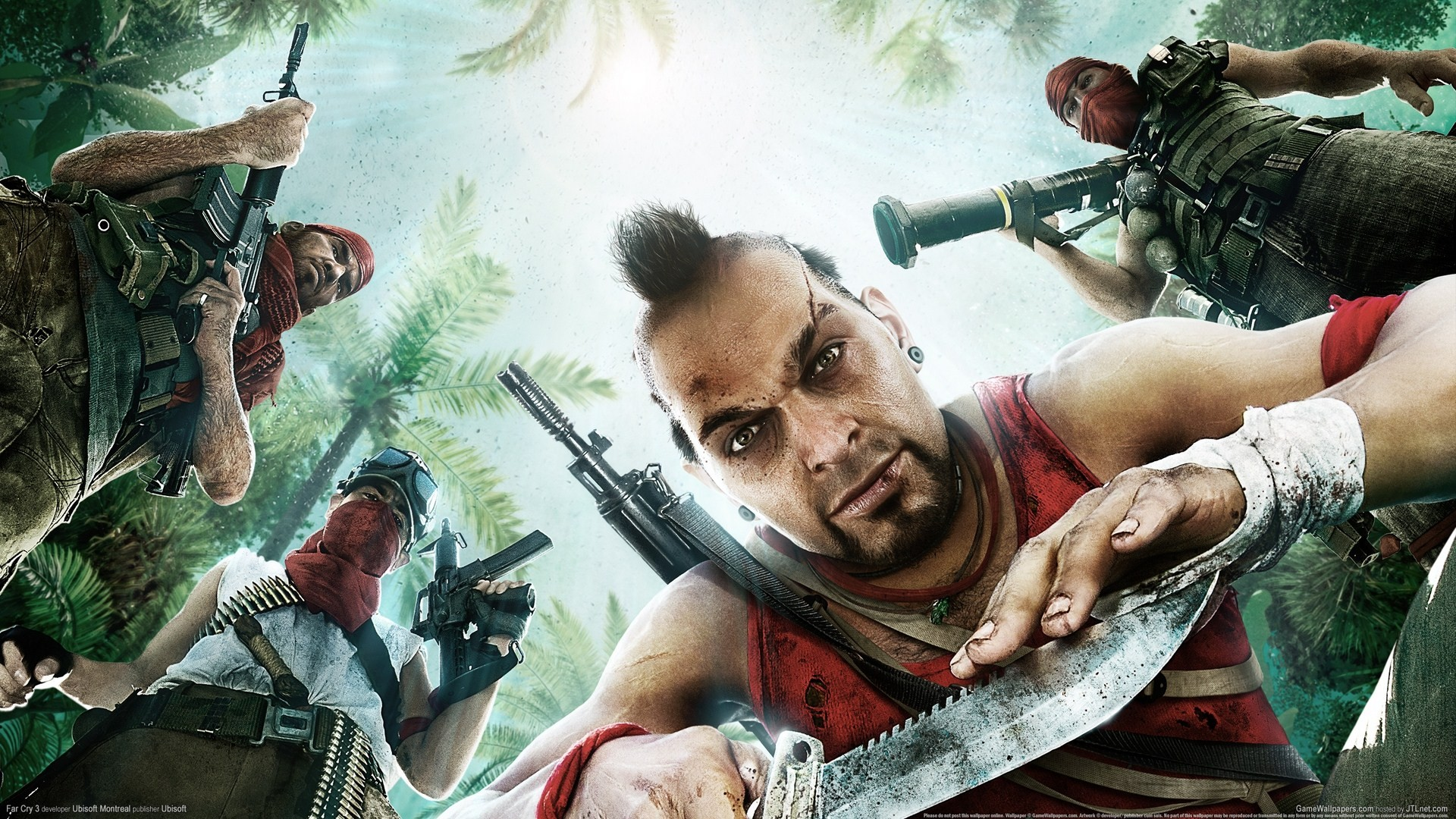Far Cry Wallpaper Screensaver HD