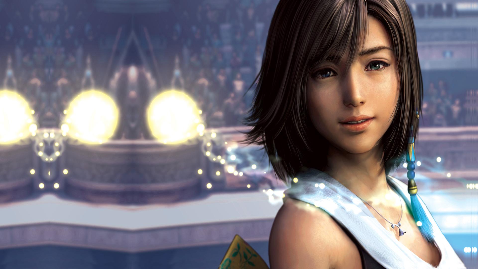 Final Fantasy Wallpaper Background