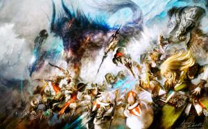 Final Fantasy Wallpaper Desktop