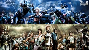 Final Fantasy Wallpaper Widescreen HD