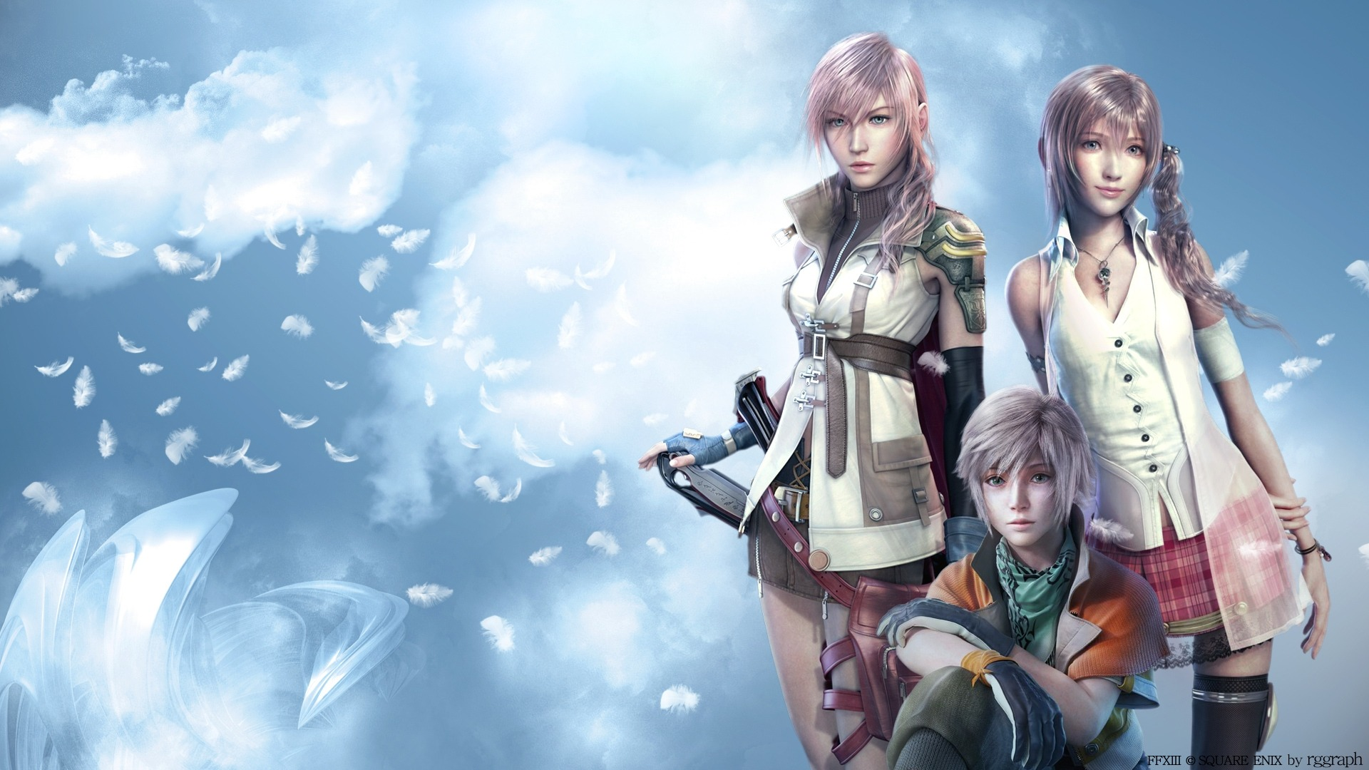 Final fantasy 13 breakthrough video game essay