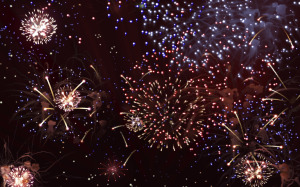 Fireworks Wallpaper Image Picture