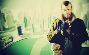 GTA Wallpaper Screen HD