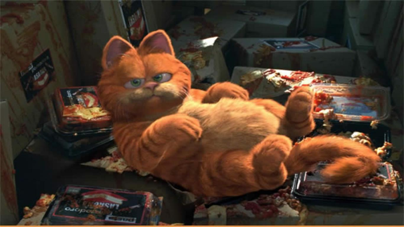 Garfield Wallpaper Desktop