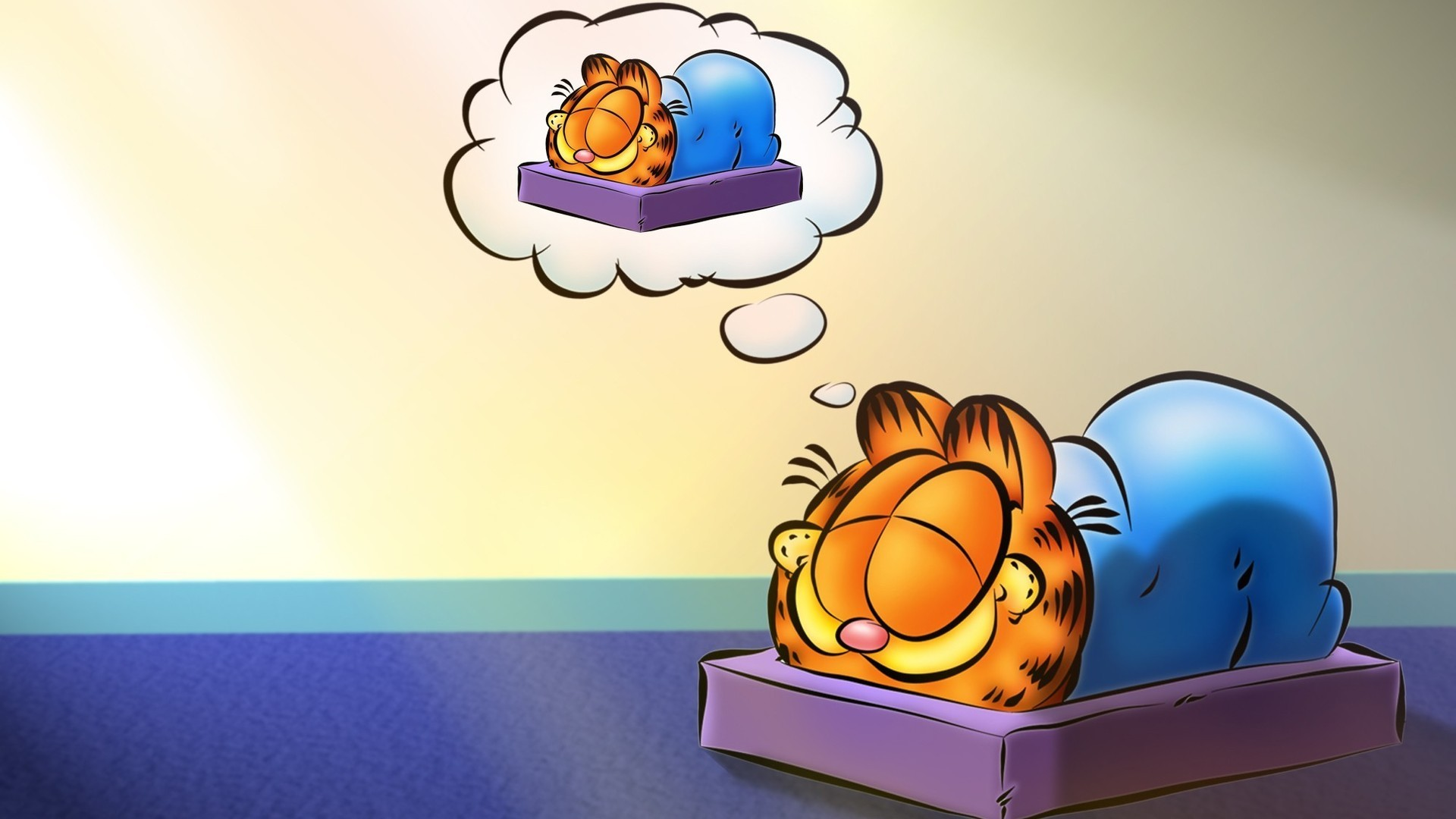 Garfield Wallpaper HD Background