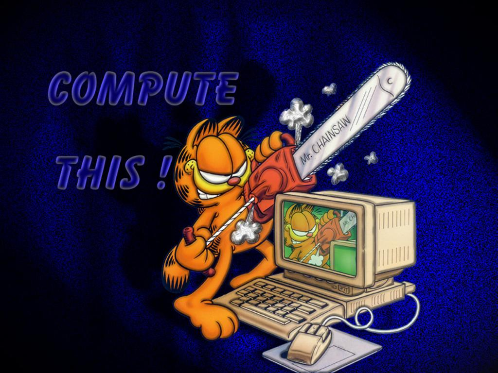Garfield Wallpaper Image Picture