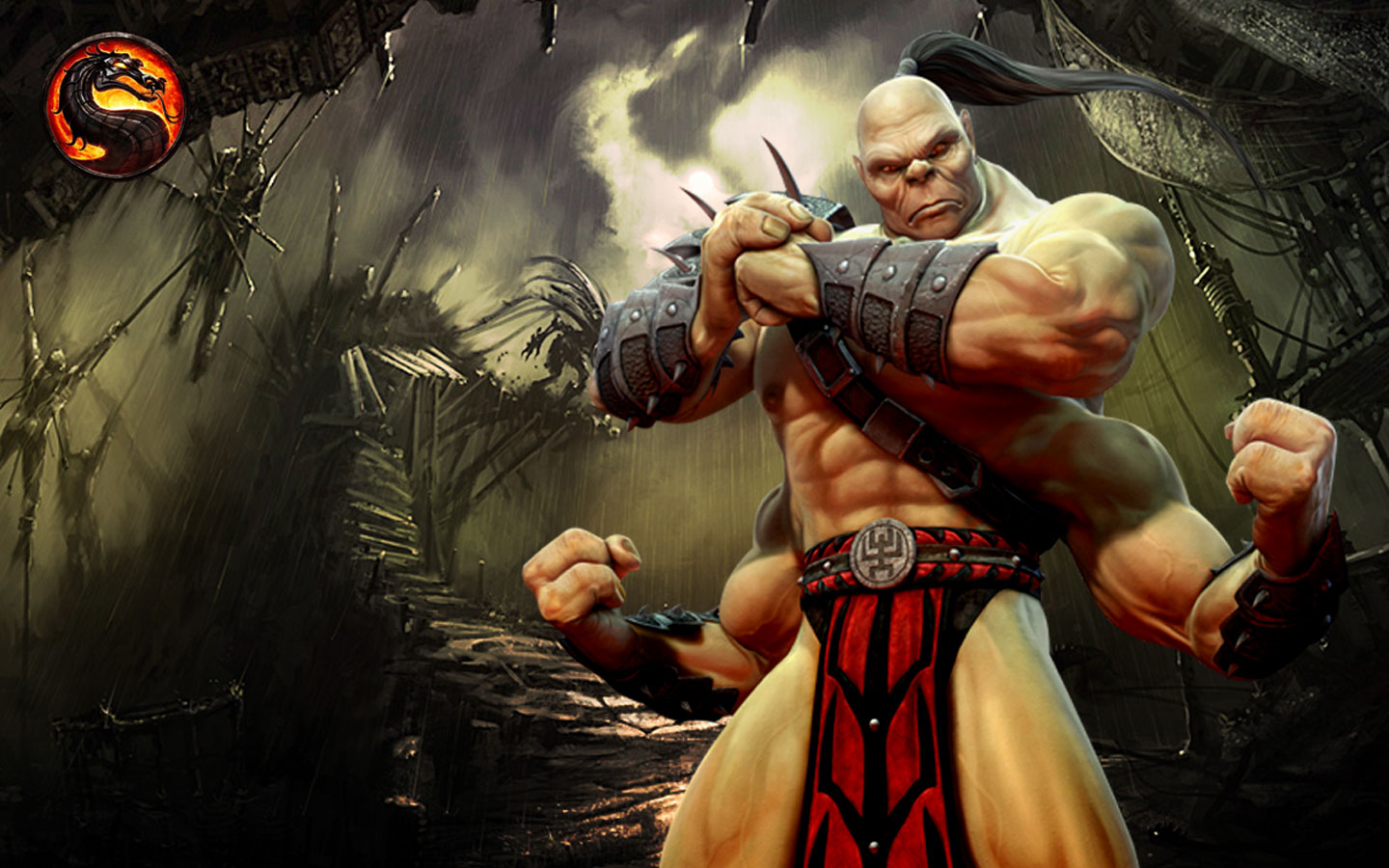 Goro Mortal Kombat Wallpapers HD