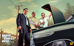 Grand Theft Auto Wallpaper Free Download