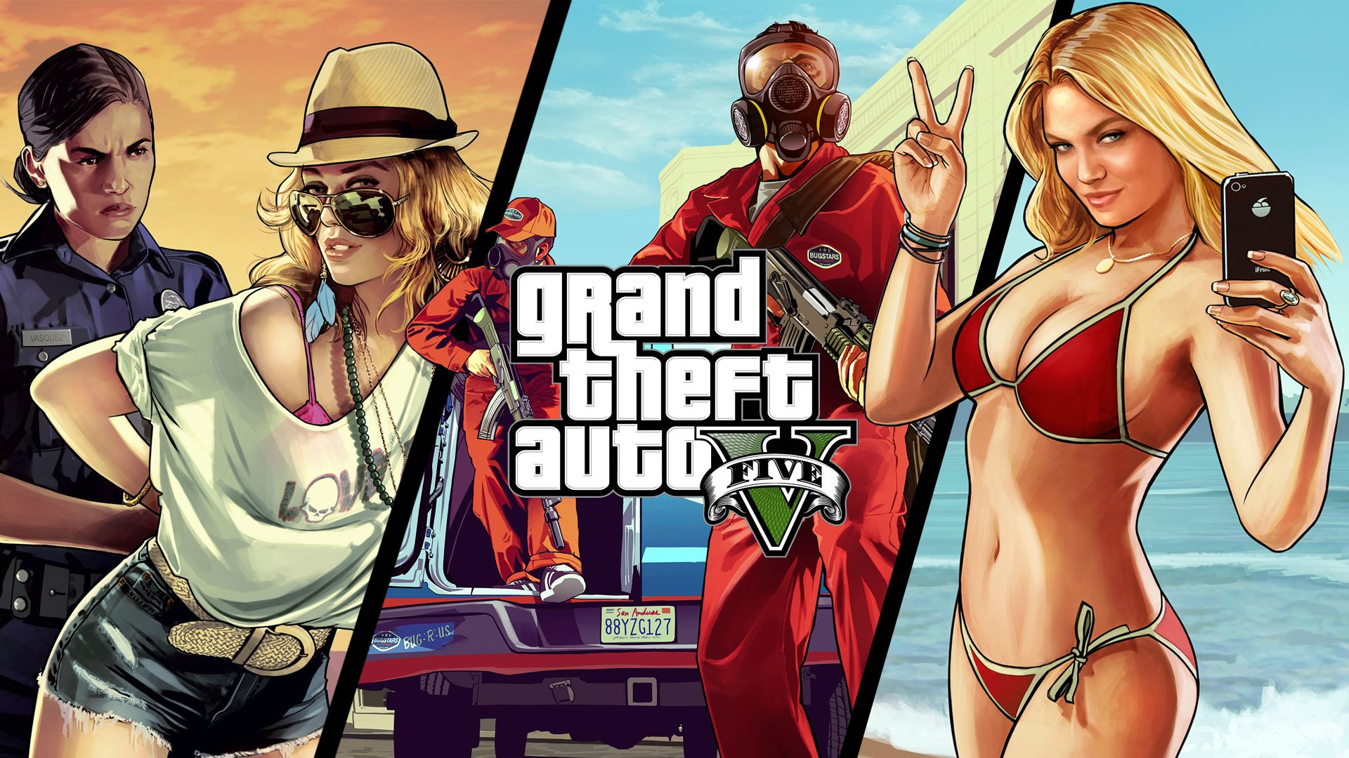 Grand Theft Auto Wallpaper High Quality