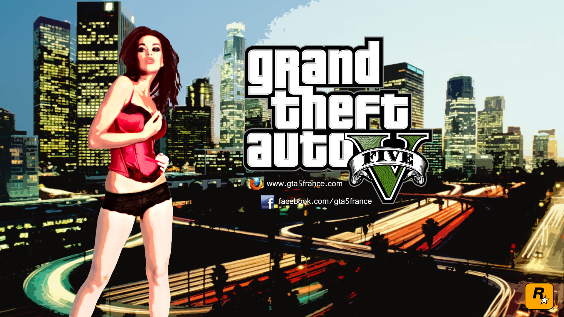 Grand Theft Auto Wallpaper Image Picture