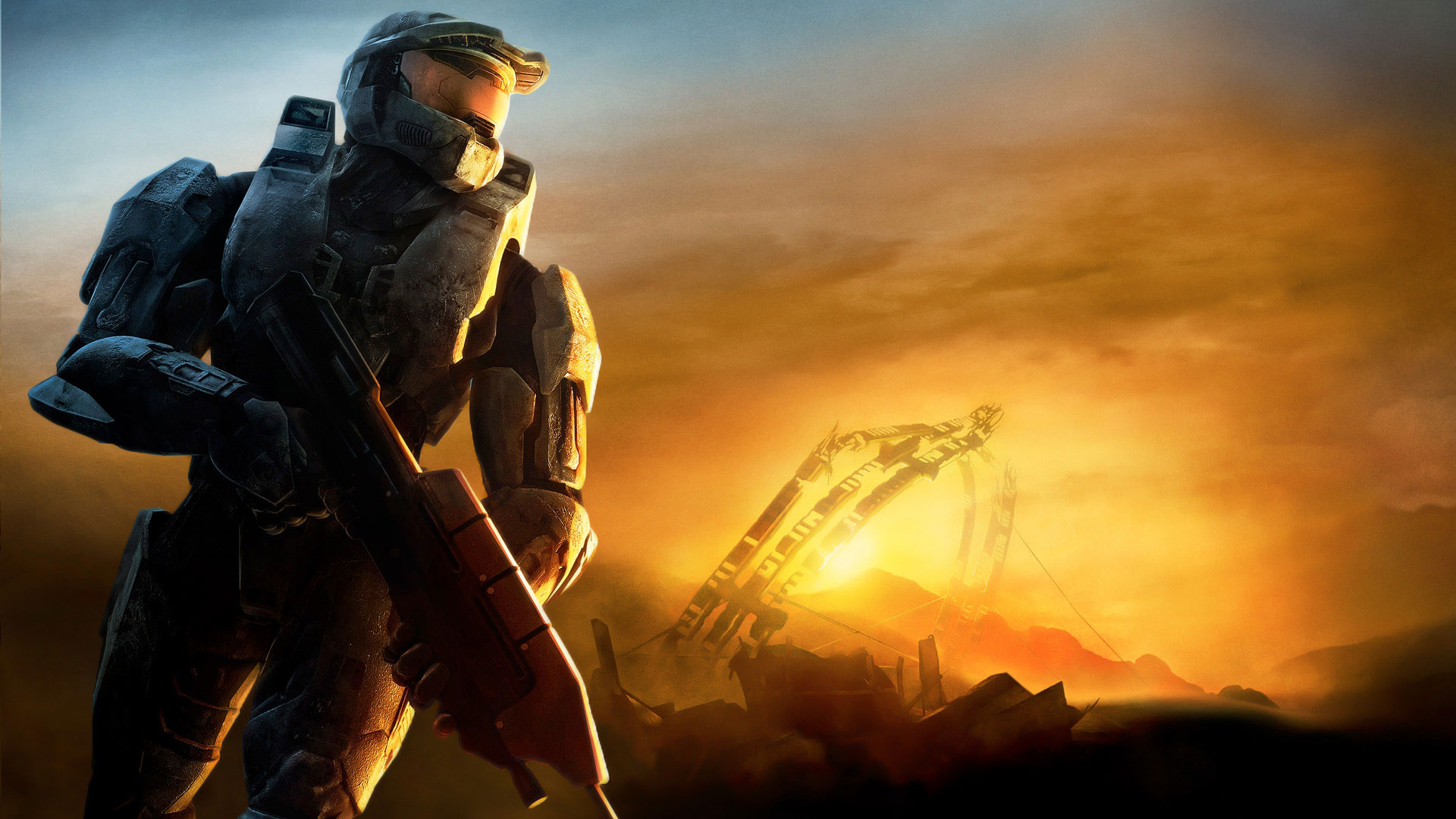 Halo Wallpaper Image Backgrounds 1080p
