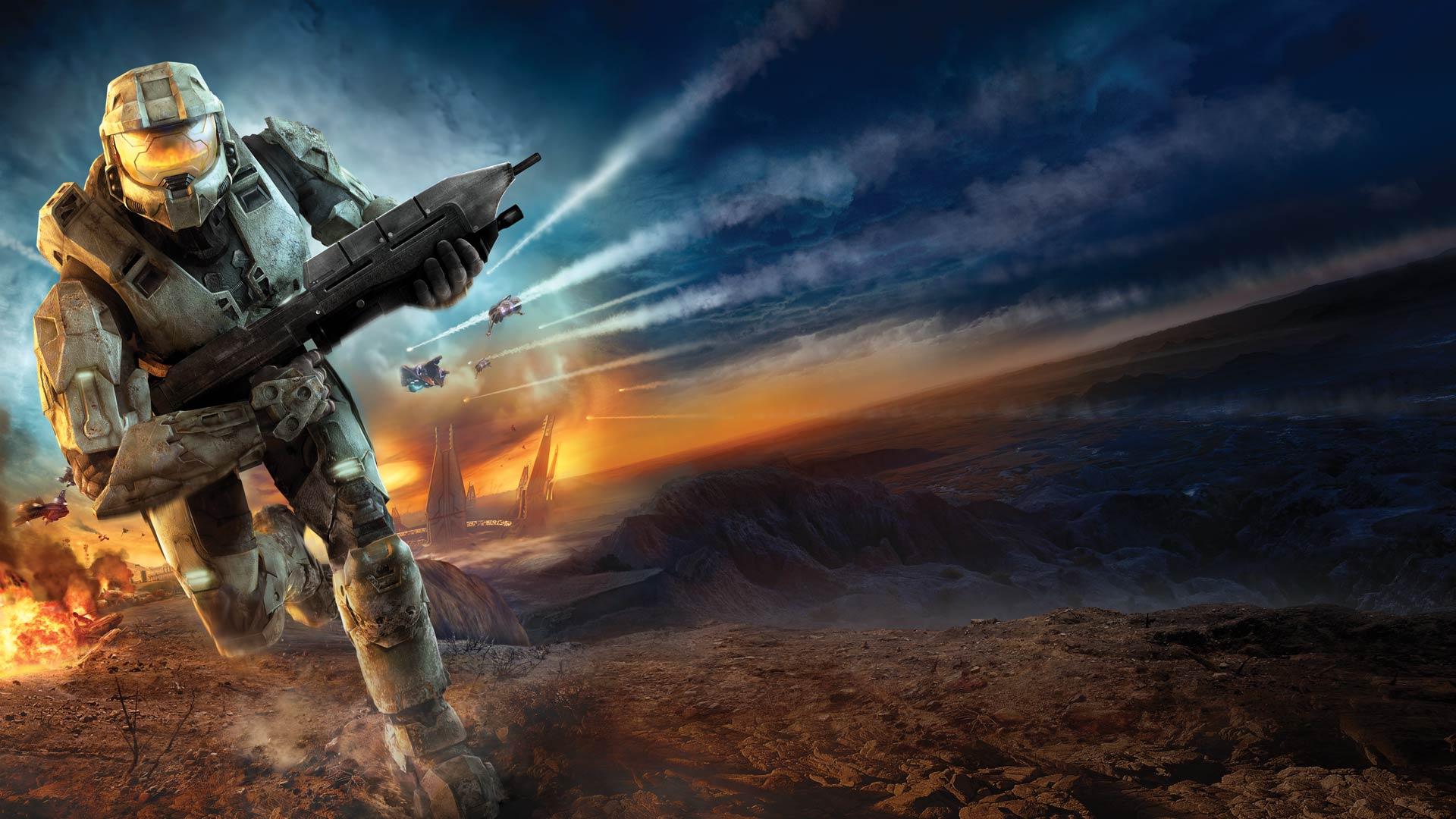 Halo Wallpaper Widescreen Downloads