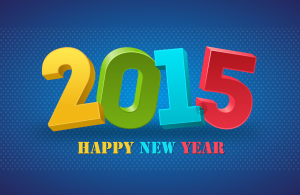 Happy New Year 2015 High Quality