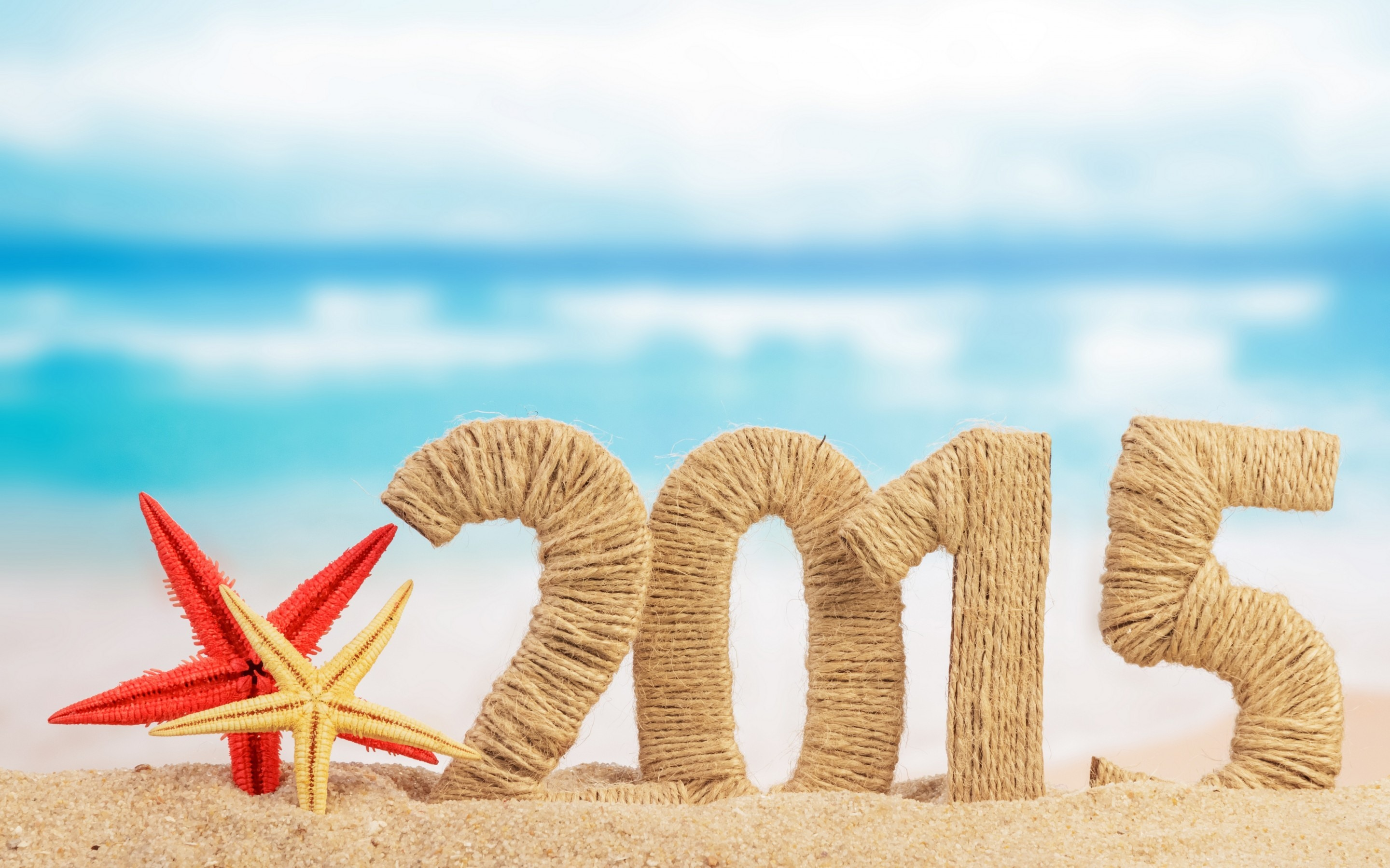 Happy New Year 2015 Windows Wallpaper