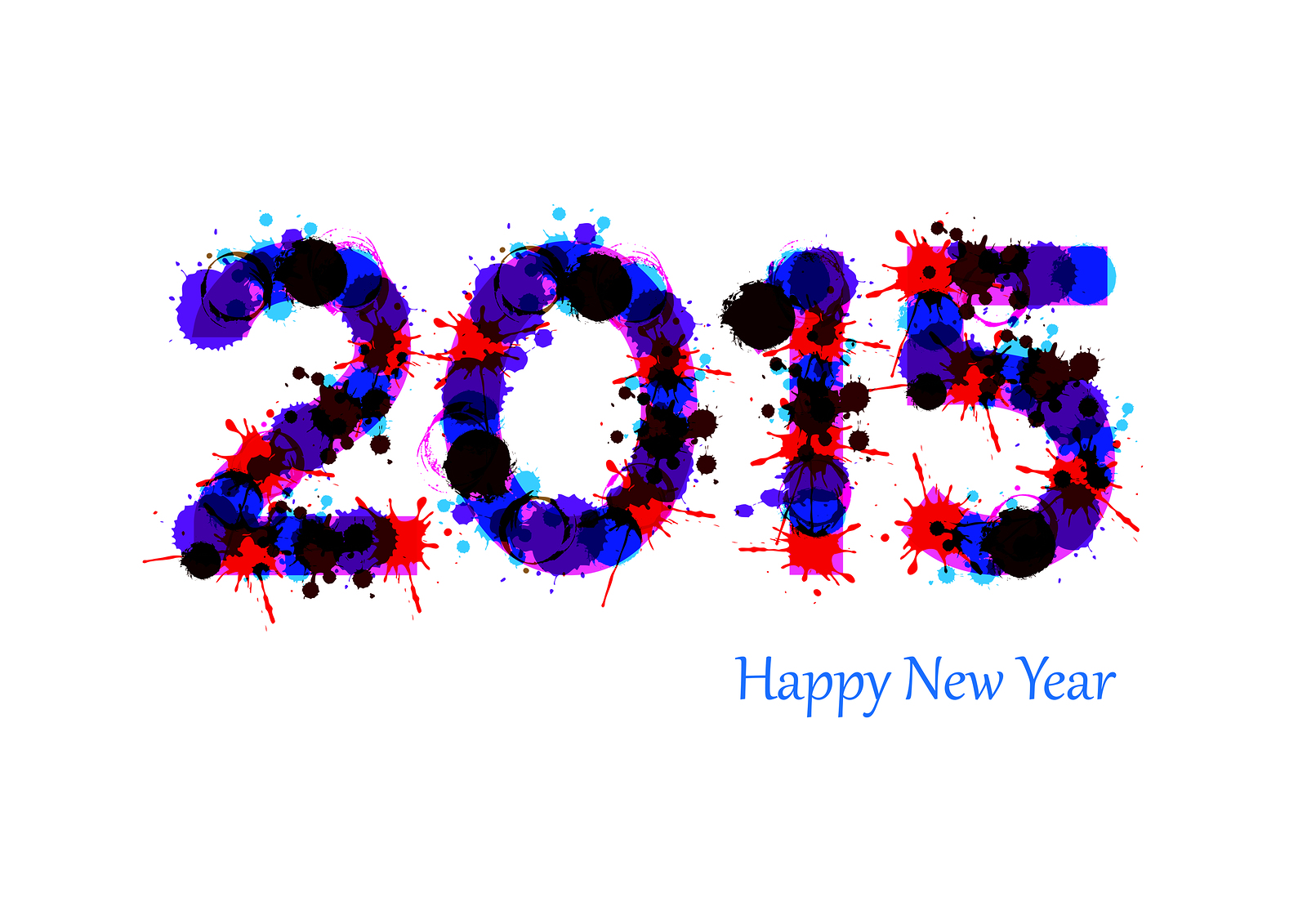 Happy New Year Wallpaper 2015 Computer