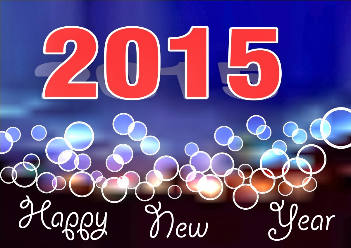 Happy New Year Wallpaper Free 2015