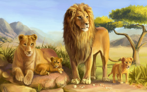 Lion Wallpaper Free Download