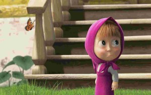 Masha And The Bear Wallpaper Image Pics