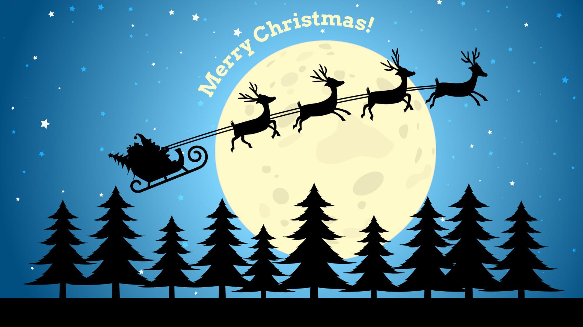Merry Christmas Wallpaper 2014-2015