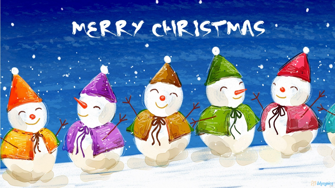 Merry Christmas Wallpaper Android Mobile