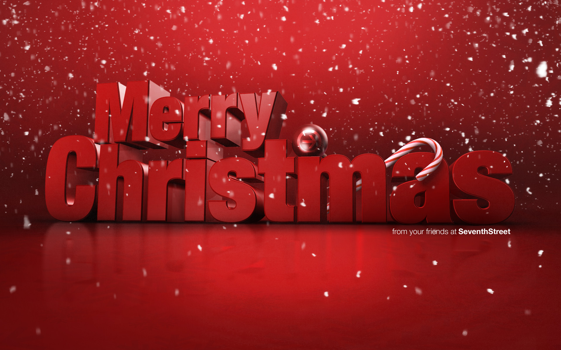 Merry Christmas Wallpaper Background Windows