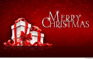 Merry Christmas Wallpaper Quotes Red