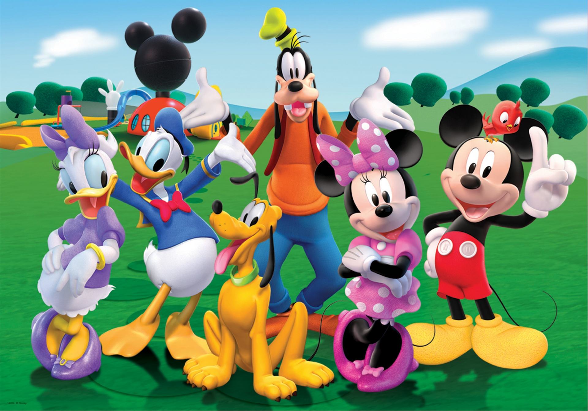 Mickey Mouse Wallpaper 1920×1080