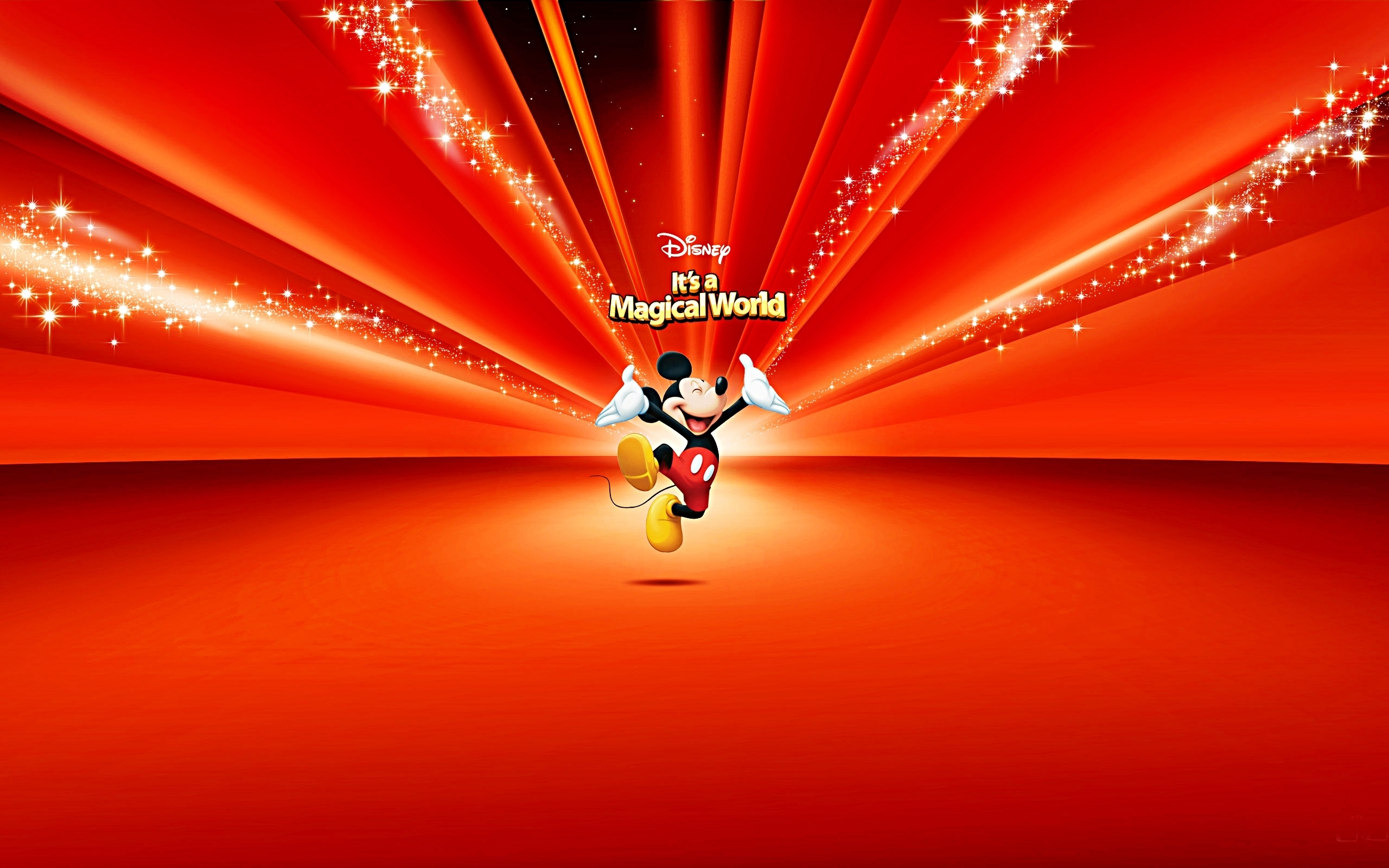 Mickey Mouse Wallpaper 2560×1600