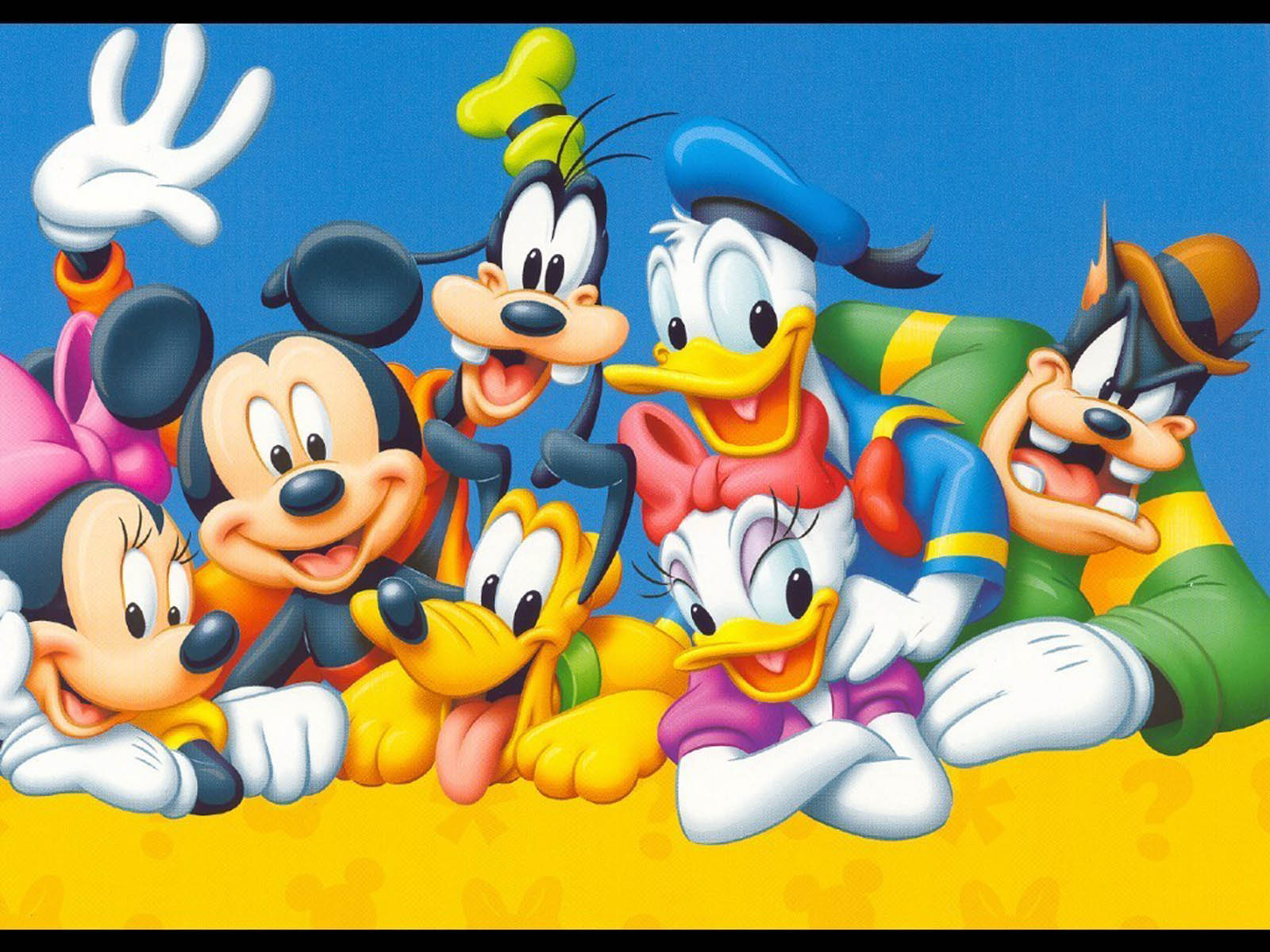 Mickey Mouse Wallpaper High Quality