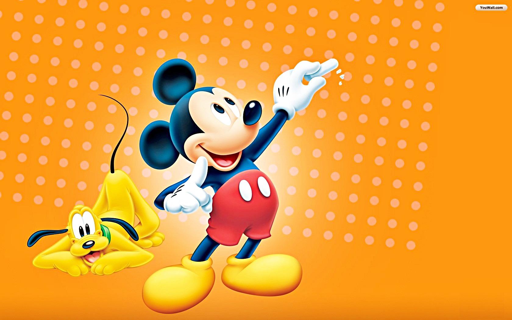 Mickey Mouse Walt Disney Wallpaper Windows