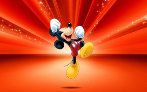 Miskey Mouse Walt Disney Wallpaper