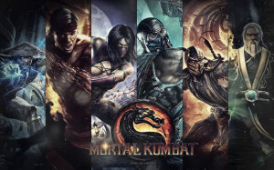 Mortal Kombat Wallpaper All Characters