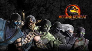 Mortal Kombat Wallpaper High Resolution