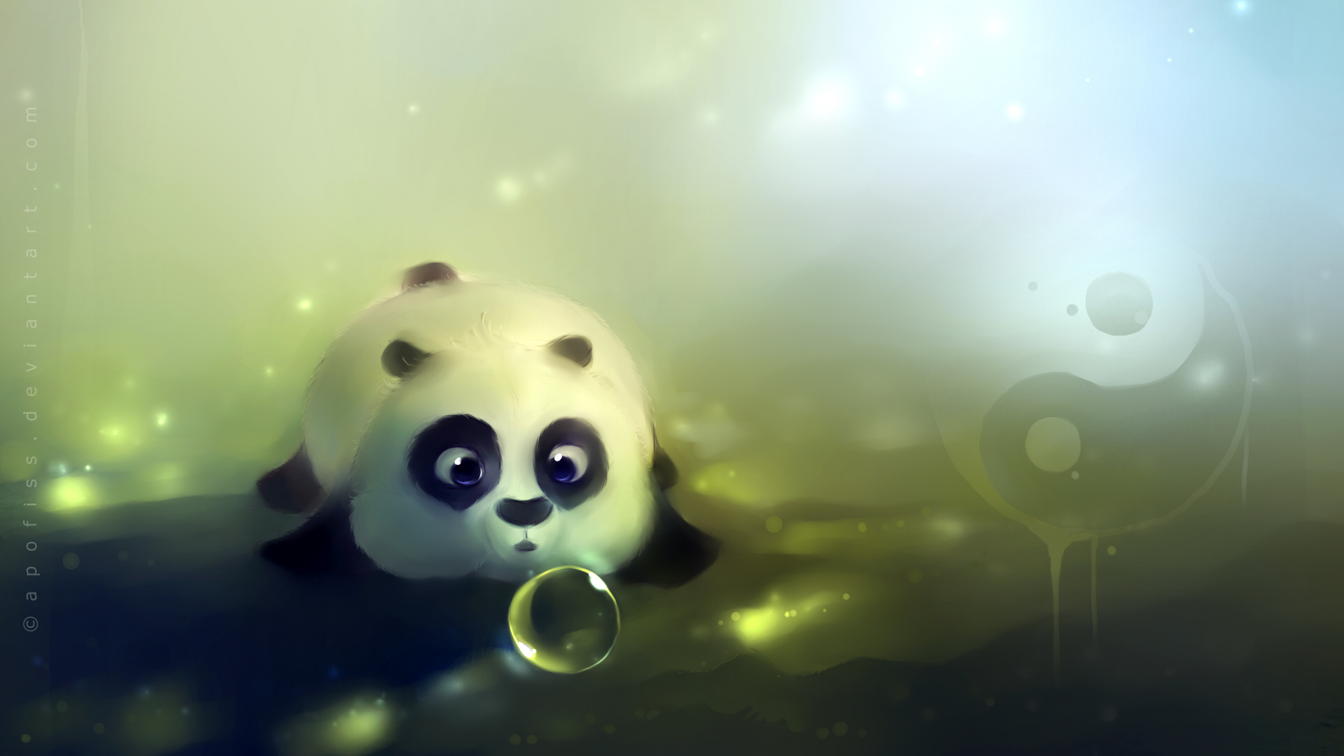 Panda Wallpaper HD Image Picture