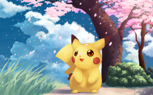 Pokemon Cute Wallpapers Pikachu
