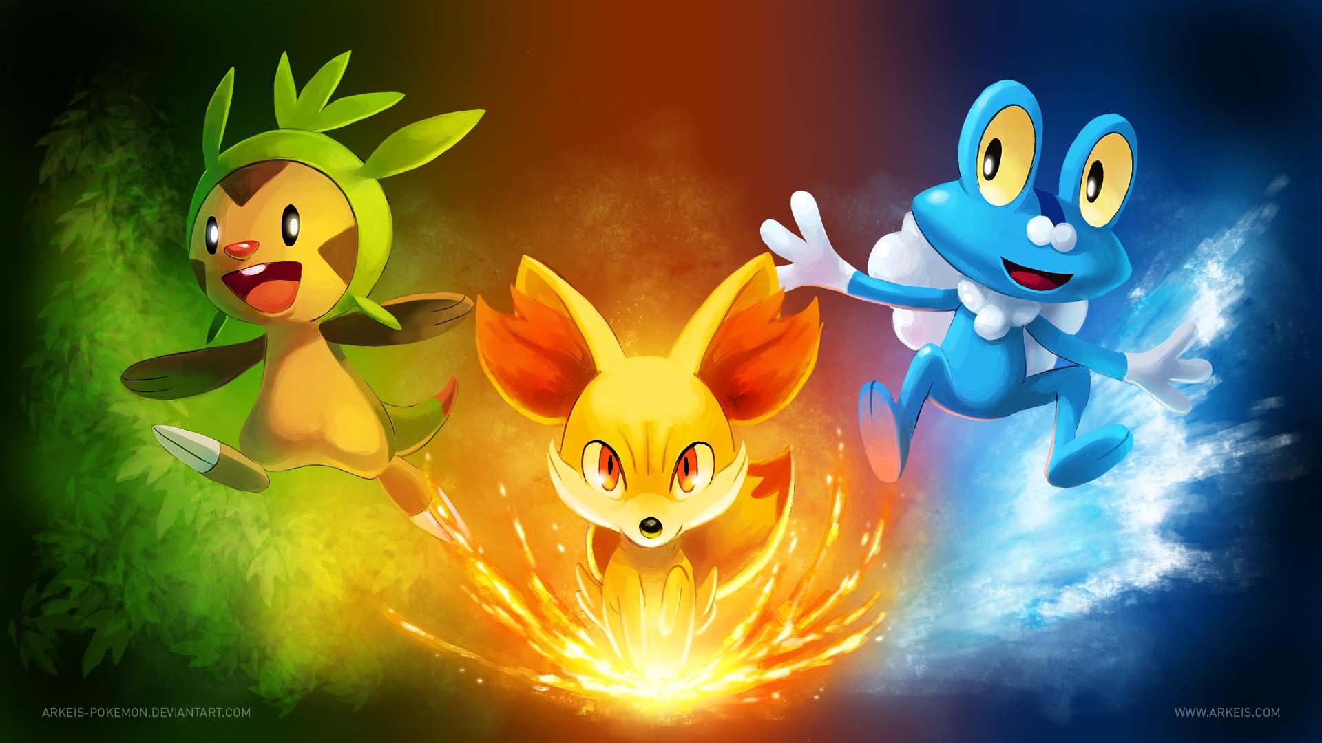 Pokemon Wallpaper Screensaver HD