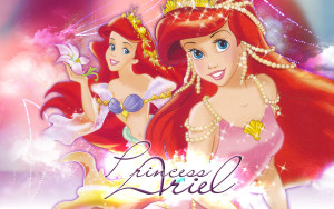 Princess Ariel Wallpaper 1920x1200
