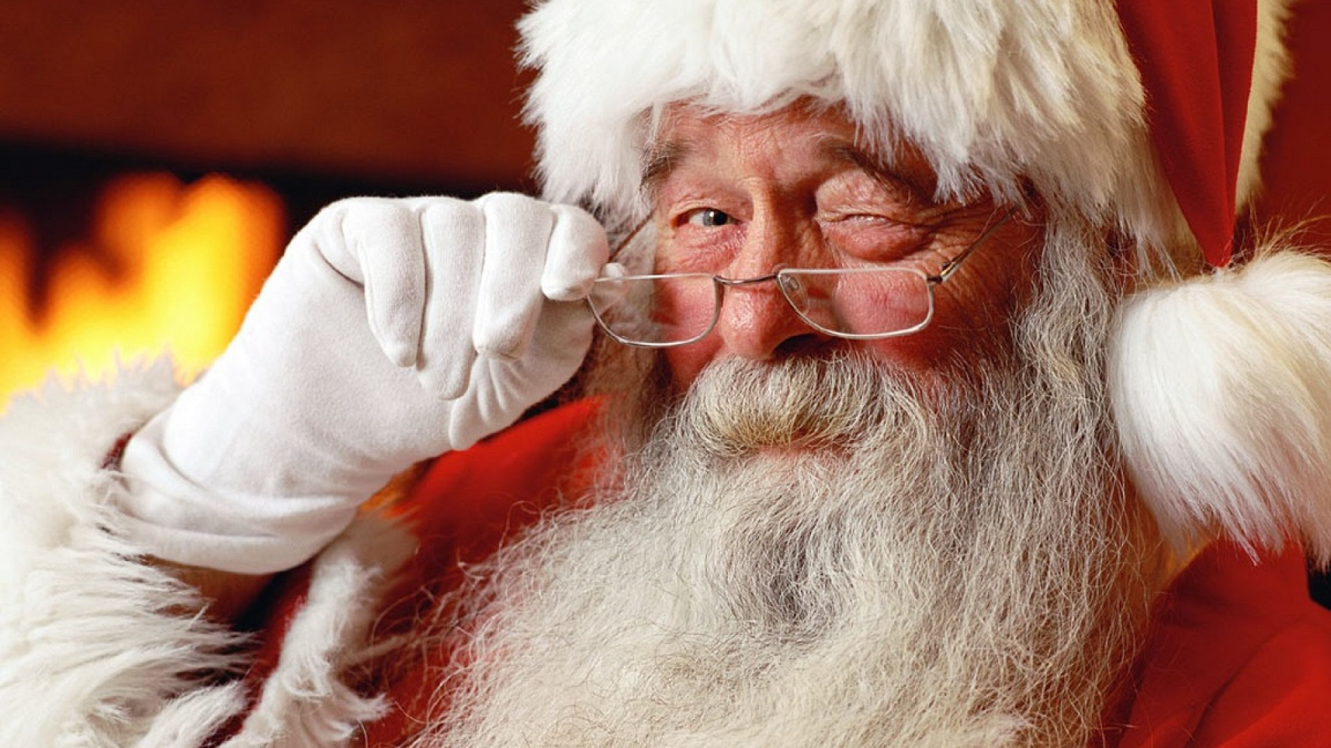 Santa Claus Wallpaper 1920×1080
