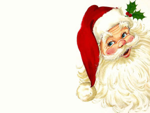 Santa Claus Wallpaper High Definition