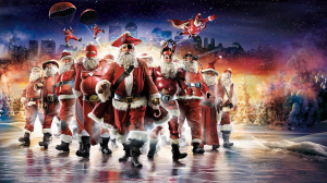 Santa Claus Wallpaper High Resolution