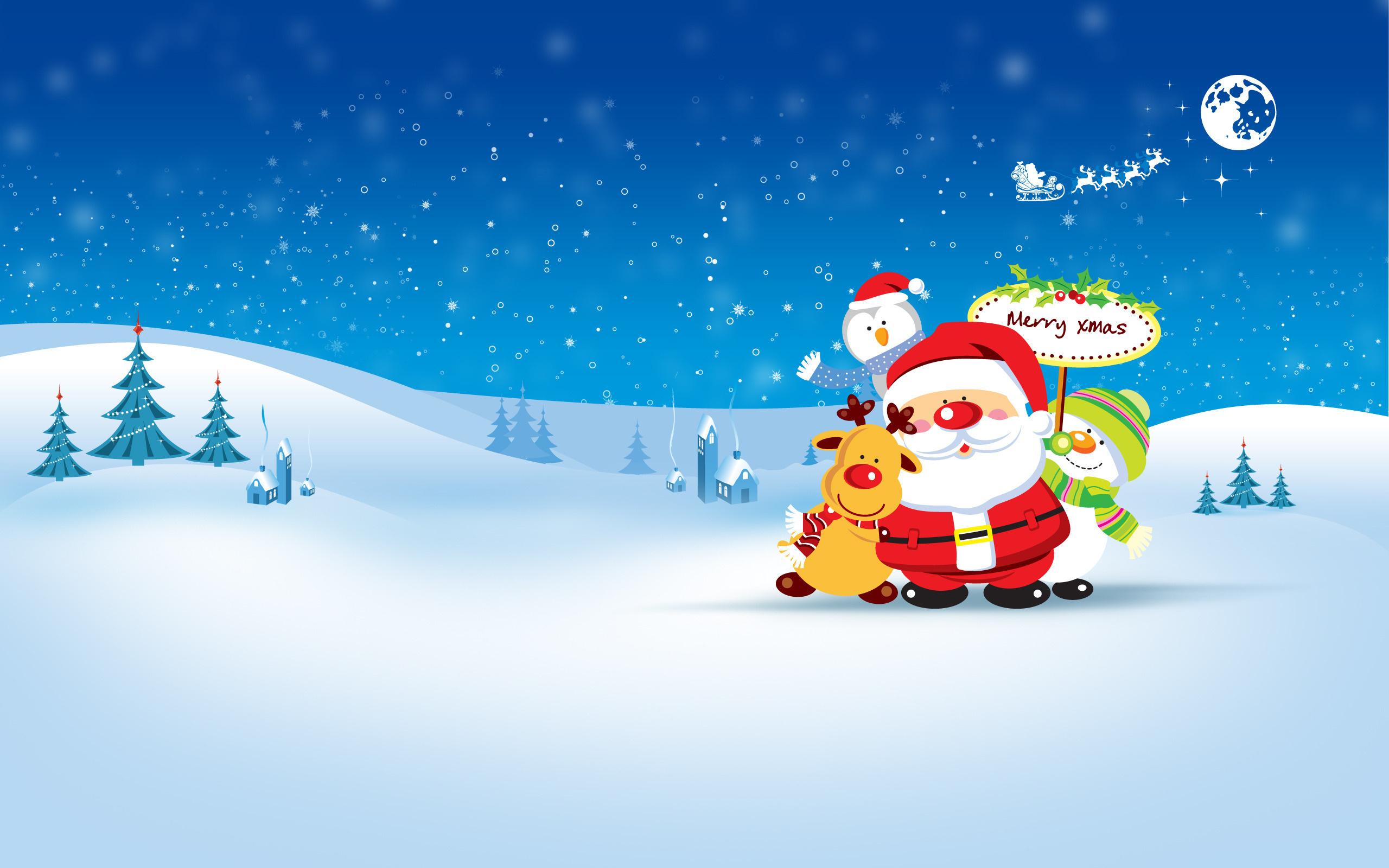 Santa Claus Wallpapers High
