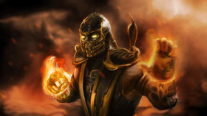 Scorpion Mortal Kombat Wallpaper Free Download