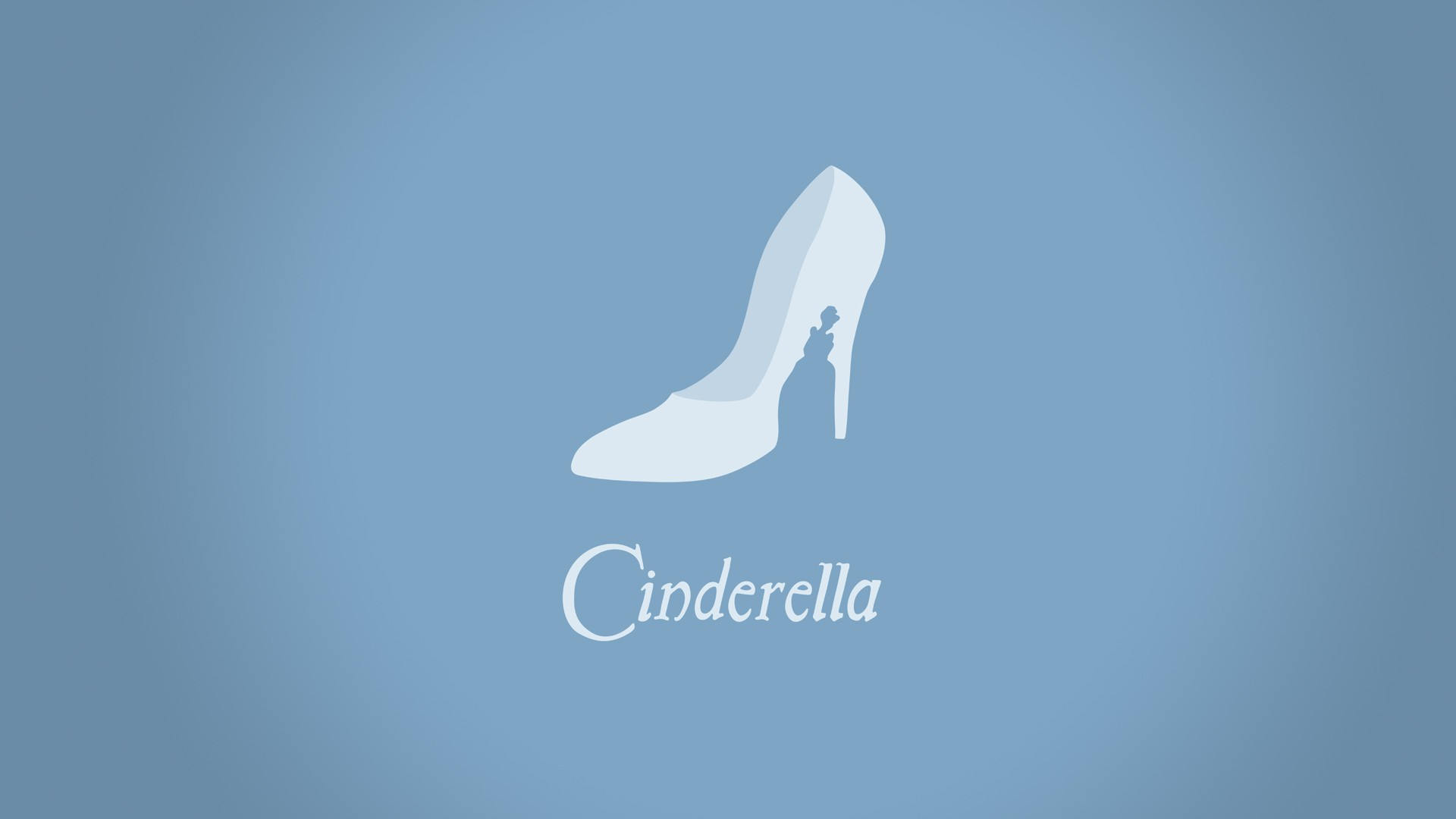 Shoes Cinderella Wallpaper HD