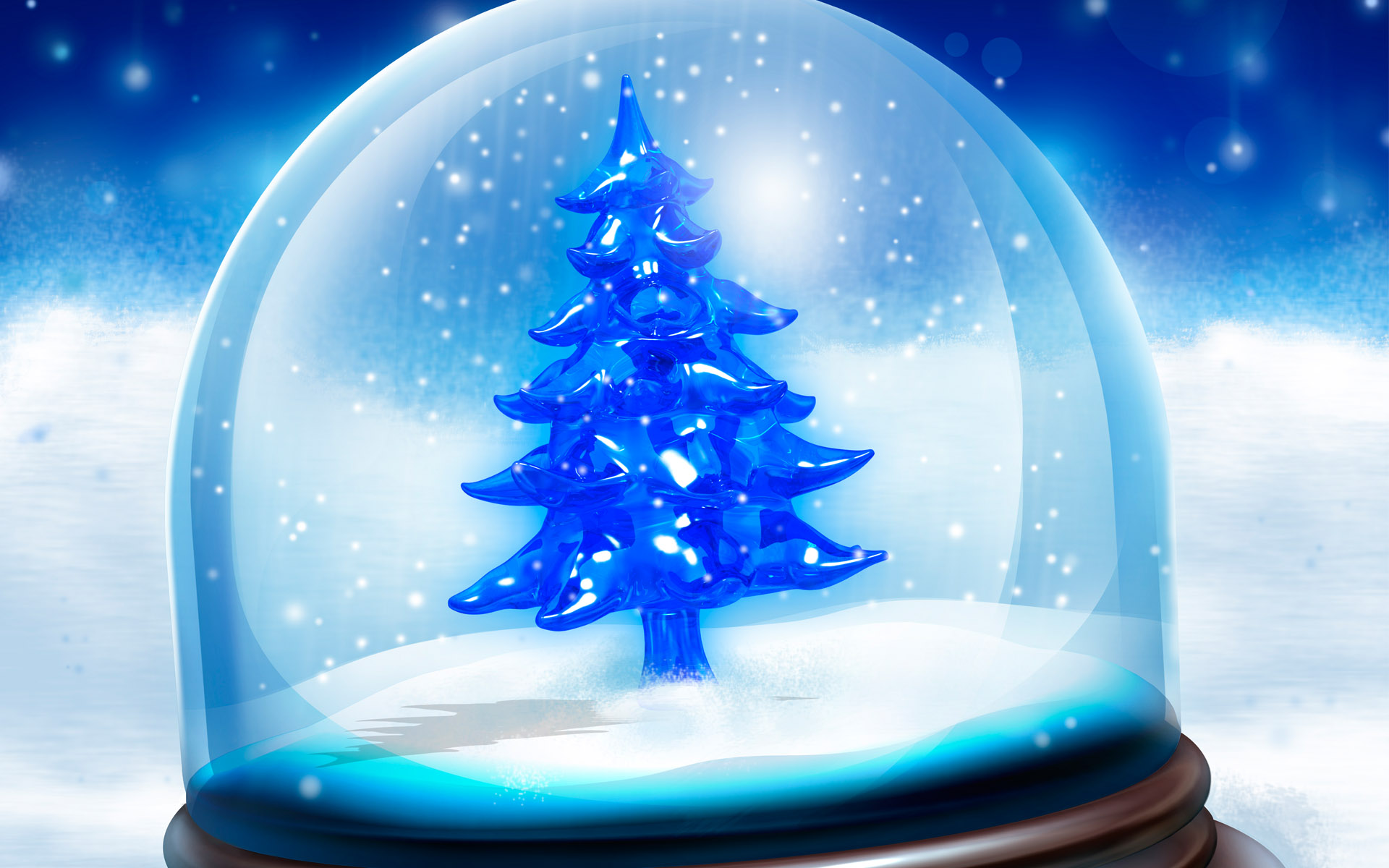 Snow Christmas Wallpapers