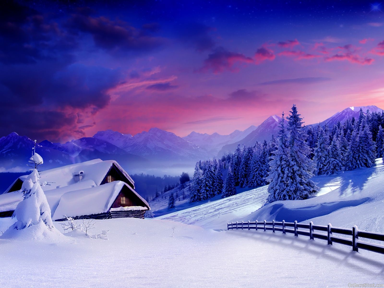 Snow Wallpaper Free Downloads
