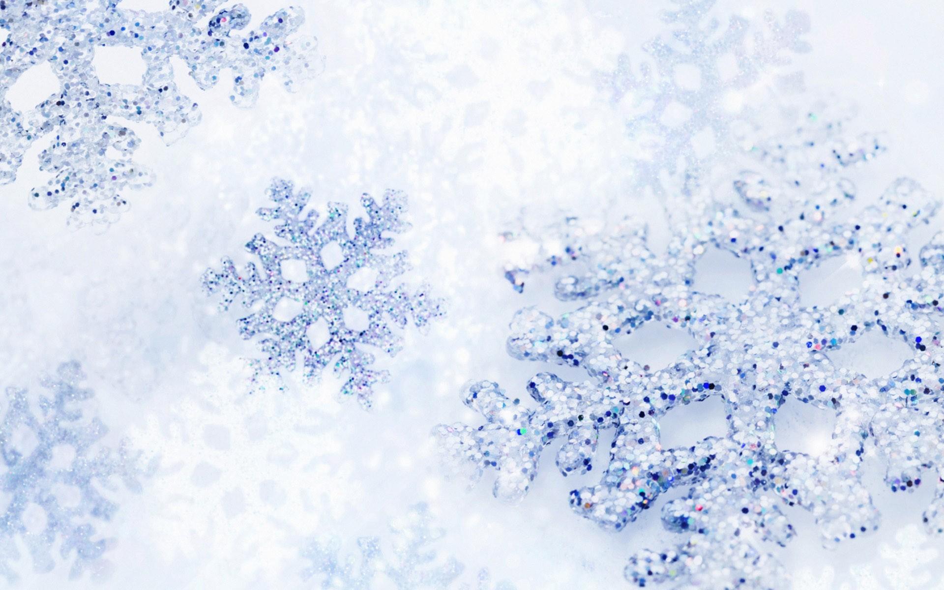 Snowfaleks Christmas Wallpaper 1920×1200