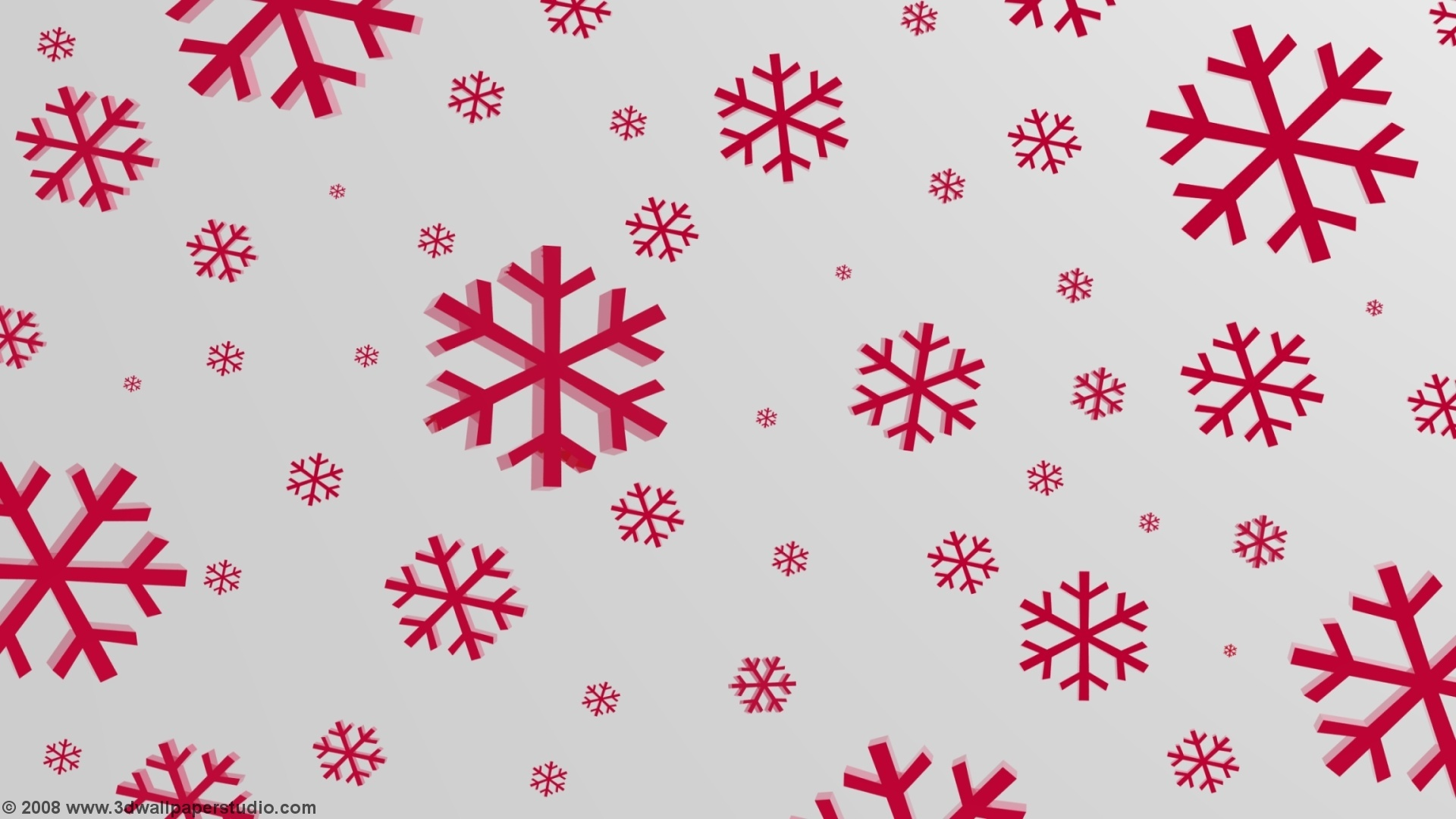 Snowflake Wallpaper 1920×1080