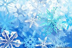 Snowflake Wallpaper Computer Windows